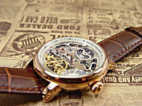ساعت مچی پتک