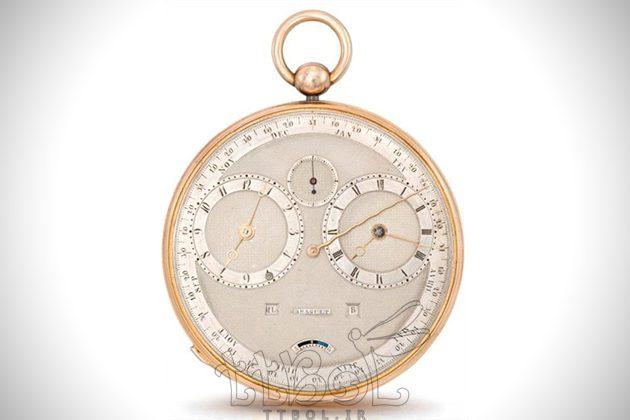 ساعت جیبی گران قیمت