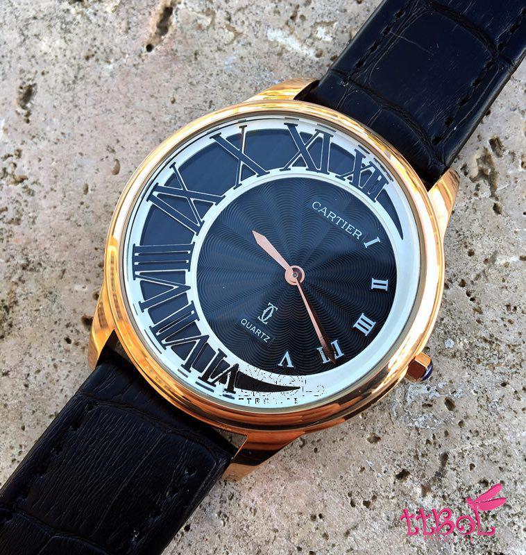 ساعت مچی کارتیه