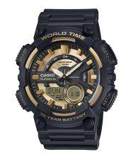 ساعت مچی مردانه  CASIO AEQ-110BW-9AV