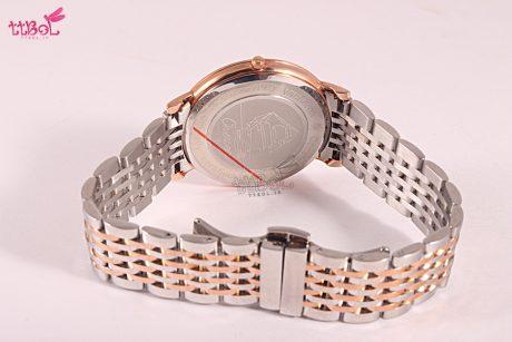 ساعت بند فلزی مردانه