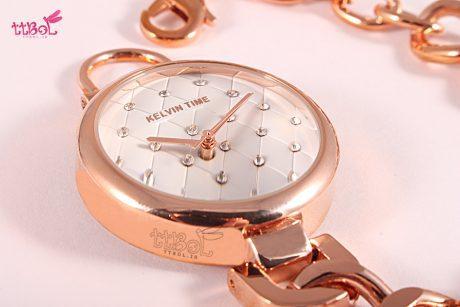 ساعت فلزی کلوین تایم