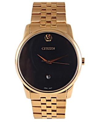 watches citizen man