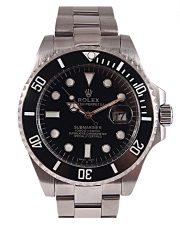 ROLEX SUBMARINER BK