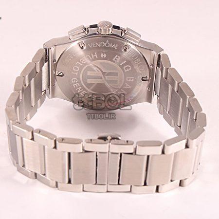 ساعت مچی بند فلزی