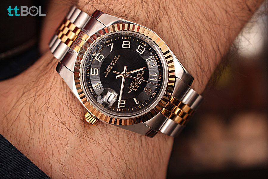 ساعت مچی مردانه رولکس