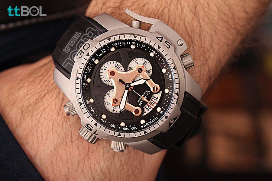 ساعت مردانه گراهام