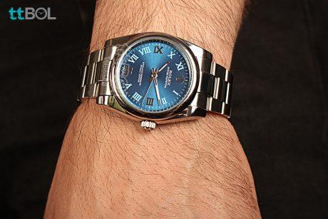 ساعت مردانه ROLEX OYSTER PERPETUAL
