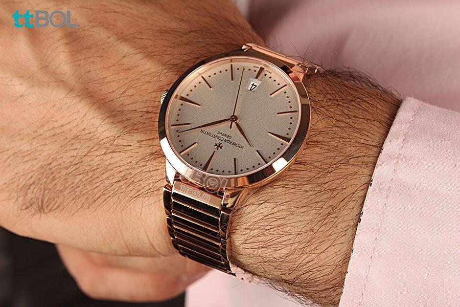 ساعت مردانه بند فلزی