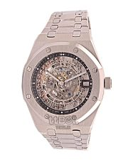 ساعت مچی مردانه AUDEMARS PIGUET ROYAL OAK P00801 S
