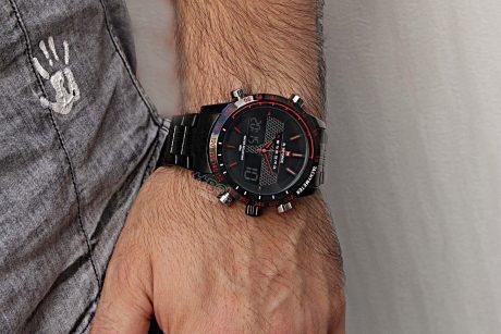 ساعت مردانه دیجیتالی naviforce