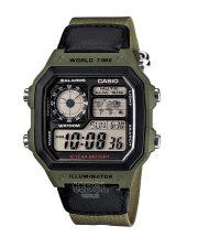 ساعت مچی مردانه CASIO AE-1200WHB-3BVDF