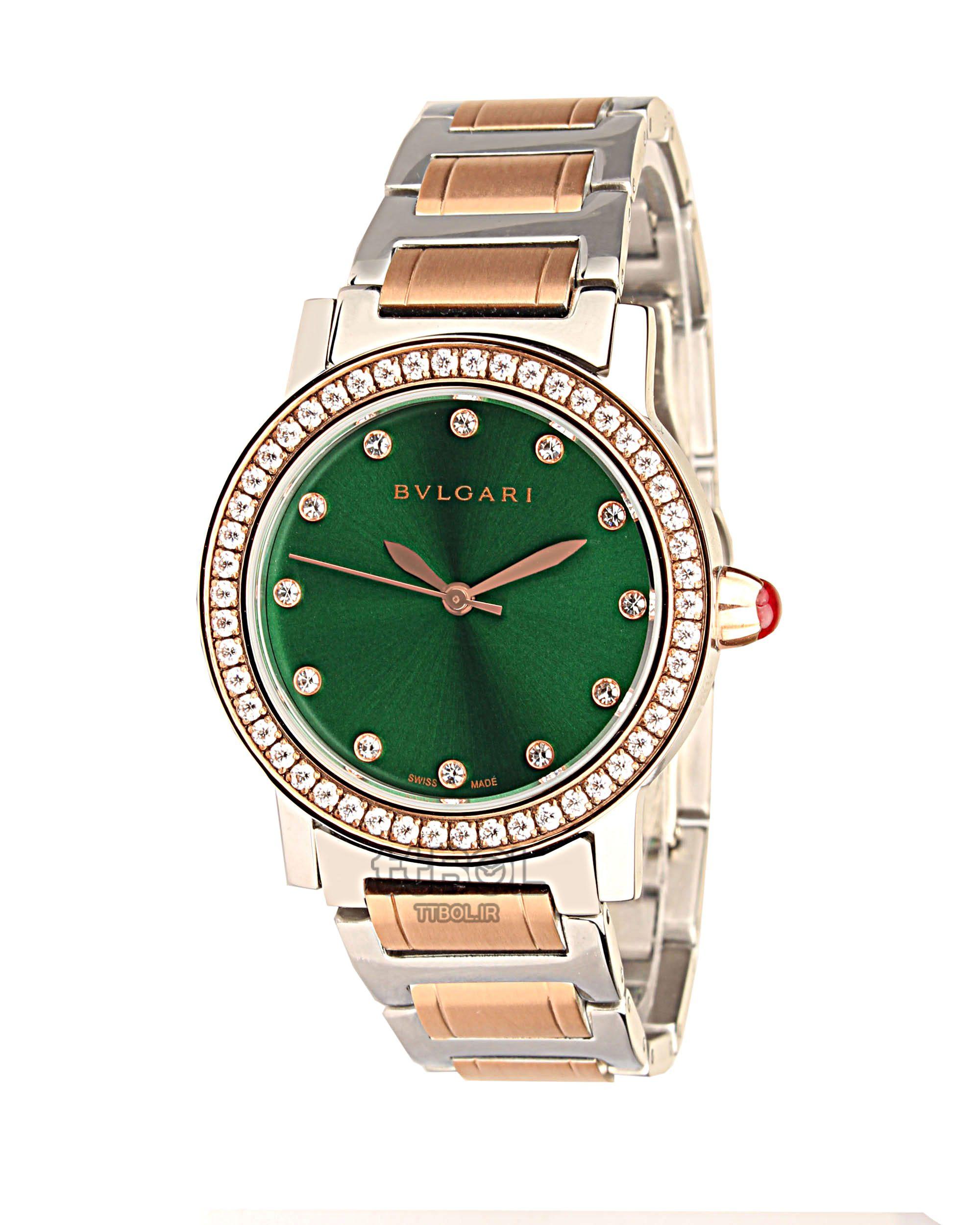 ساعت مچی زنانه BVLGARI PO-9228