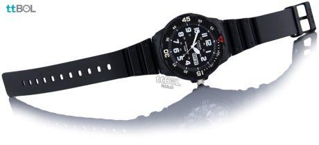 ساعت مردانه بند رابر CASIO