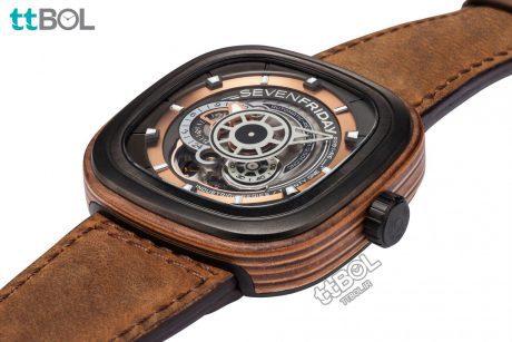 ساعت مردانه اتوماتیک و کوکی