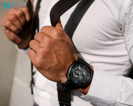 ساعت مردانه اتوماتیک سونفرایدی