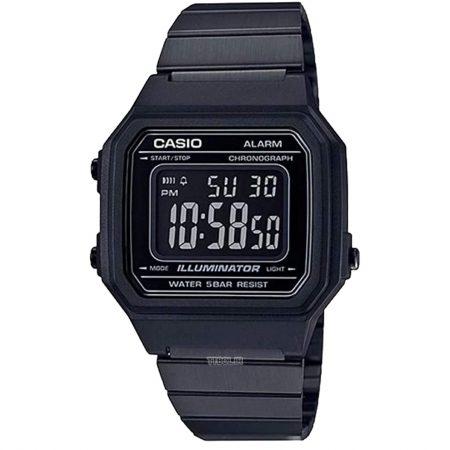 ساعت مچی زنانه، مردانه کاسیو CASIO B650WB-1B