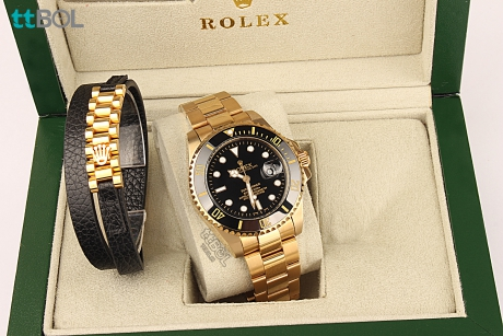ساعت و دستبند مردانه رولکس