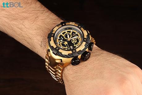 ساعت مردانه بند فلزی اینویکتا