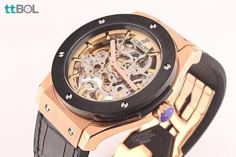 ساعت مردانه اسکلتون هابلوت