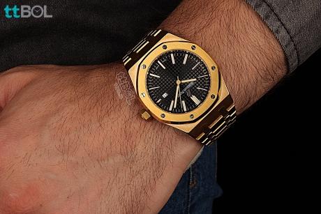 ساعت مردانه بند فلزی ای پی