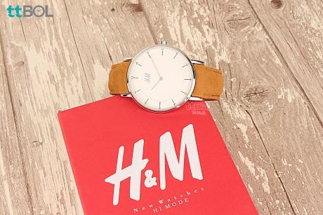 ساعت اورجینال H&M