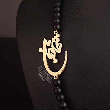 گردنبند مردانه حروف