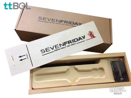 جعبه اورجینال sevenfriday