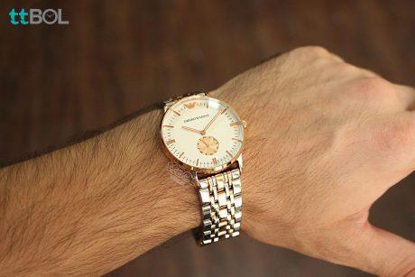 ساعت مردانه کلاسیک آرمانی
