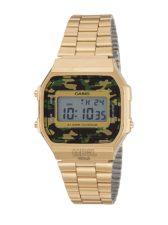 ساعت مچی مردانه،زنانه CASIO A 168WEGC-3DF