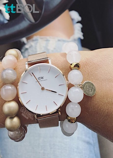 خرید ساعت زنانه daniel wellington