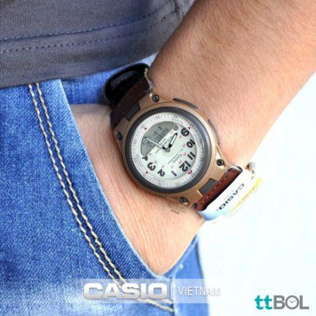 ساعت مردانه اسپرت casio