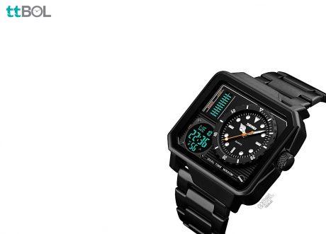 ساعت دیجیتالی اسکمی