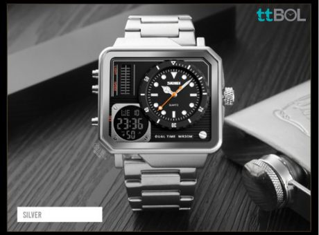 ساعت مردانه خاص skmei