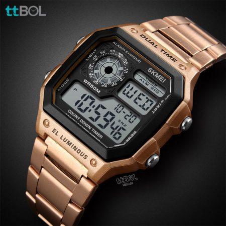 ساعت مردانه شیک اسکمی