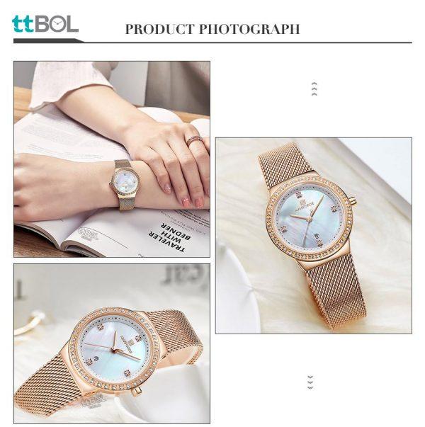 خرید ساعت زنانه naviforce