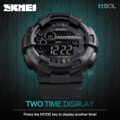 ساعت مردانه دیجیتالی اسکمی
