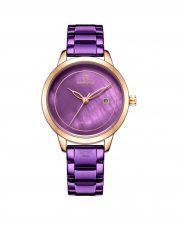 ساعت مچی زنانه NAVIFORCE NF5008 Purple