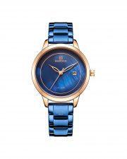 ساعت مچی زنانه NAVIFORCE NF5008 BLUE