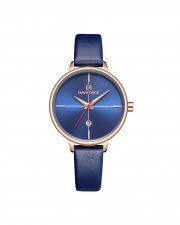 ساعت مچی زنانه NAVIFORCE NF5006 BLUE