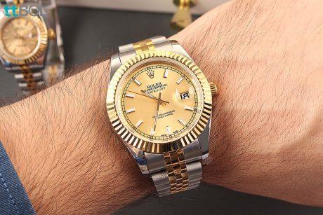 ساعت مردانه کلاسیک رولکس