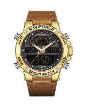 ساعت مچی مردانه NAVIFORCE NF9164 GM
