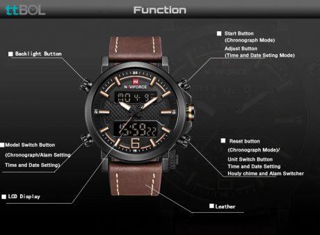 ساعت اورجینال مردانه