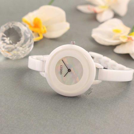 ساعت مچی زنانه سفید