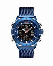 ساعت مچی مردانه NAVIFORCE NF9153 BLUE