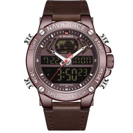 ساعت مچی مردانه ناوی فورس NAVIFORCE NF9164 CE/CE/D.BN