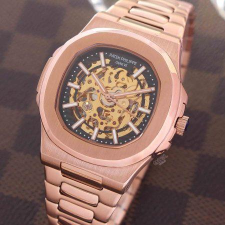 ساعت مچی فلزی اتوماتیک