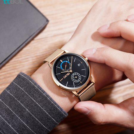 ساعت مردانه اسکمی