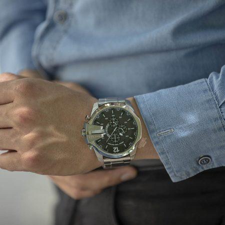 ساعت مردانه فلزی