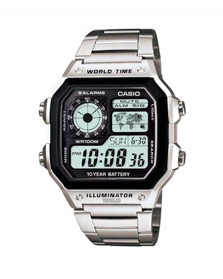 ساعت مچی مردانه کاسیو CASIO AE-1200WHD-1AV